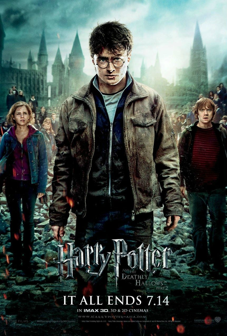 Harry Potter And The Deathly Hallows Part 2 Posters Allposters Com Deathly Hallows Part 2 Harry Potter Movies Harry Potter Deathly Hallows