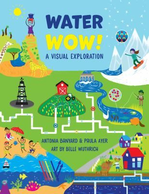 Water Wow!: An Infographic Exploration by Antonia Banyard