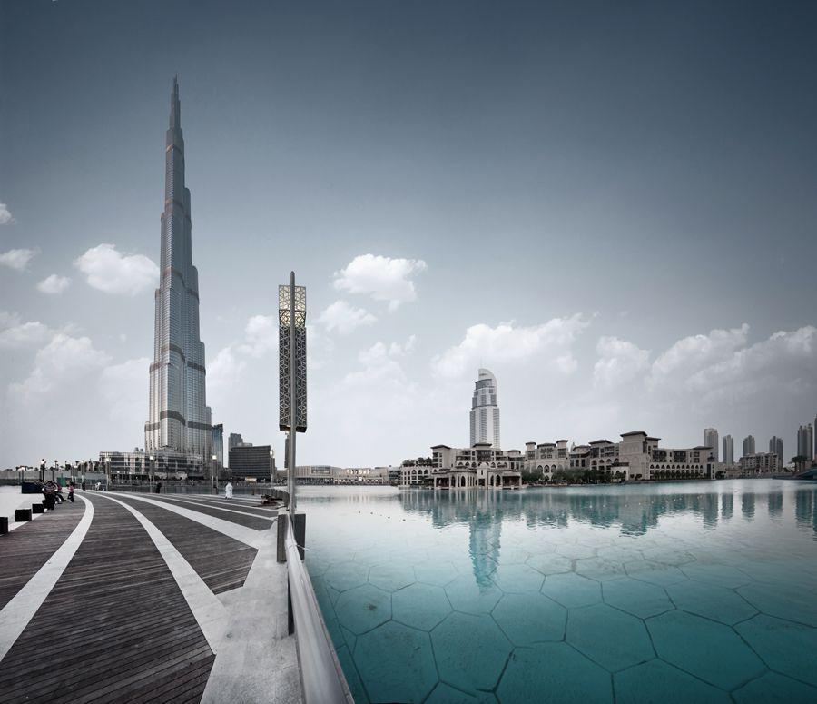 Admirable Dubai City Architectures By Alisdair Miller