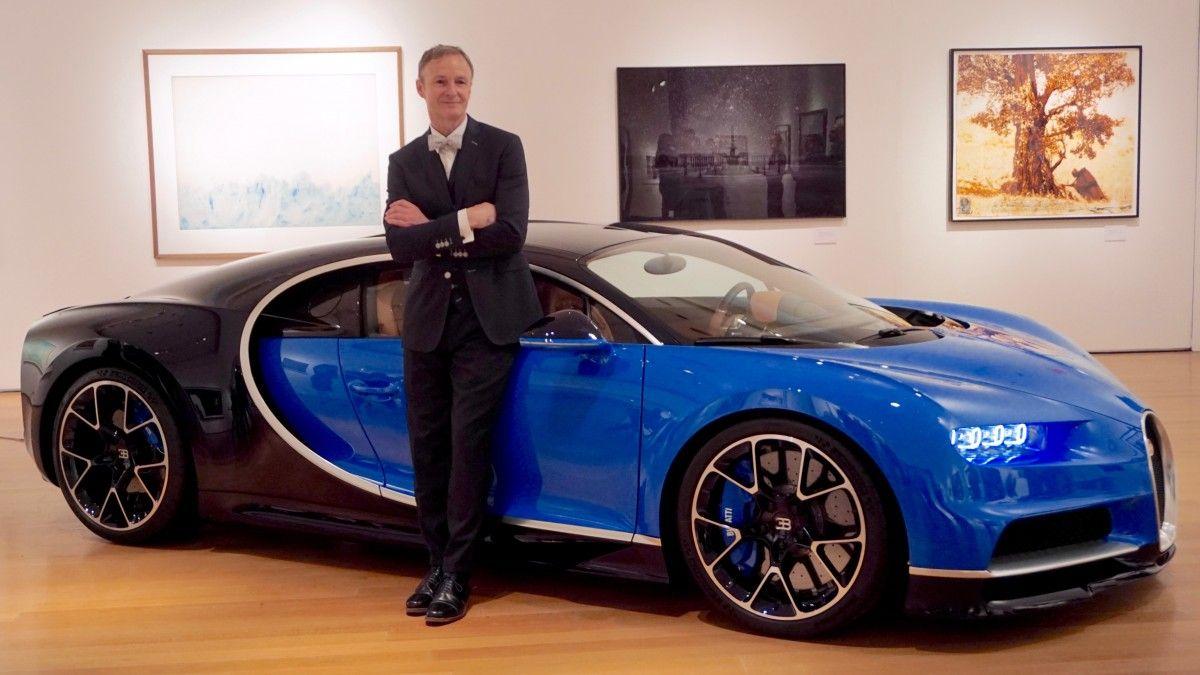Bugatti Unveils Chic New 260 Mph Plus Chiron At Christie