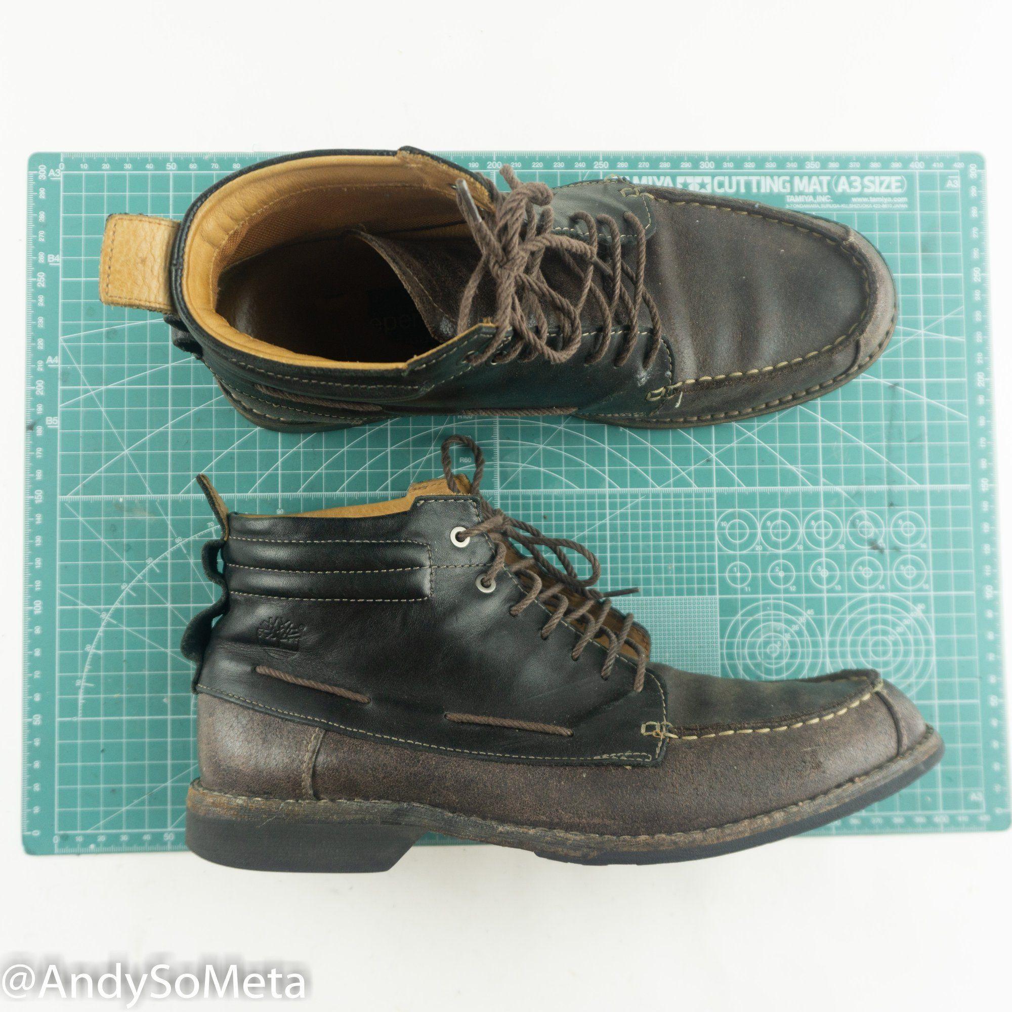 Timberland Men's 9M Earthkeepers City Moc Toe Chukka Boots