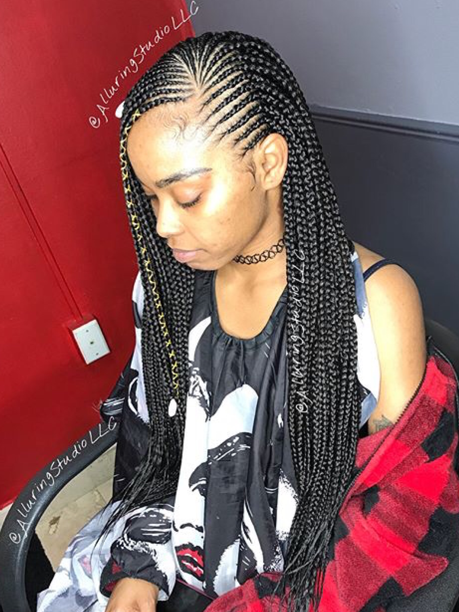 Pin by sabrina hill on goddess braids pinterest black girls