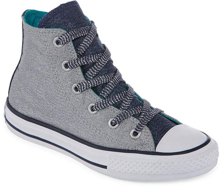 Converse Chuck Taylor All Star Shine And Shimmer Girls