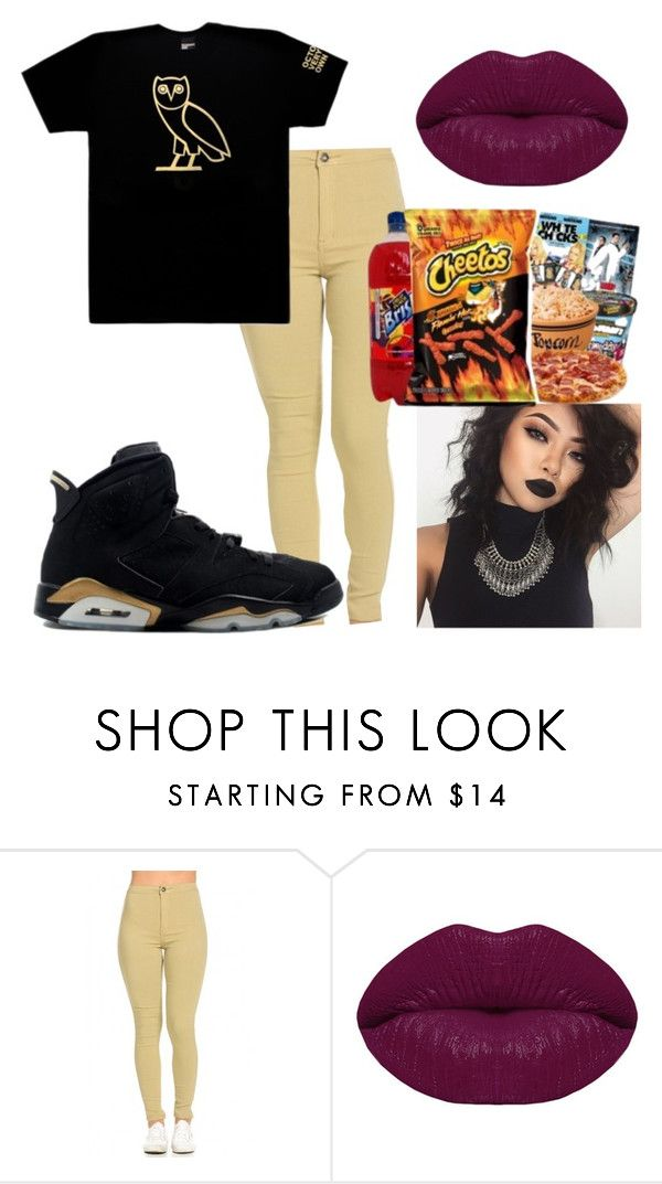"""Scholarships drake/ future"" by runaway-savage ❤ liked on Polyvore featuring Winky Lux and October's Very Own"