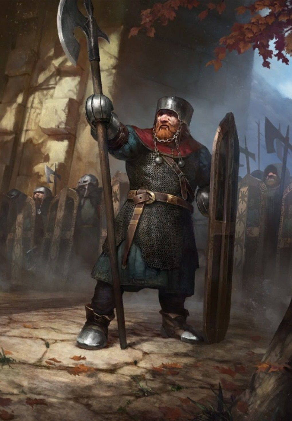The Witcher/ Mahakam Guard/ Gwent Card/ Scoia'tael | D&D