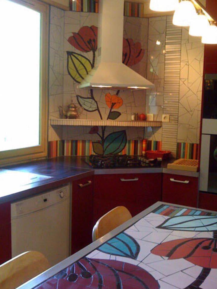 Increíble Ideas Del Arte Para Su Cocina Colección de Imágenes ...