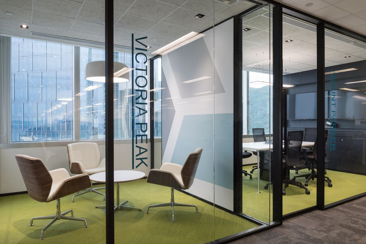 Office Tour Qbe Insurance Offices Hong Kong