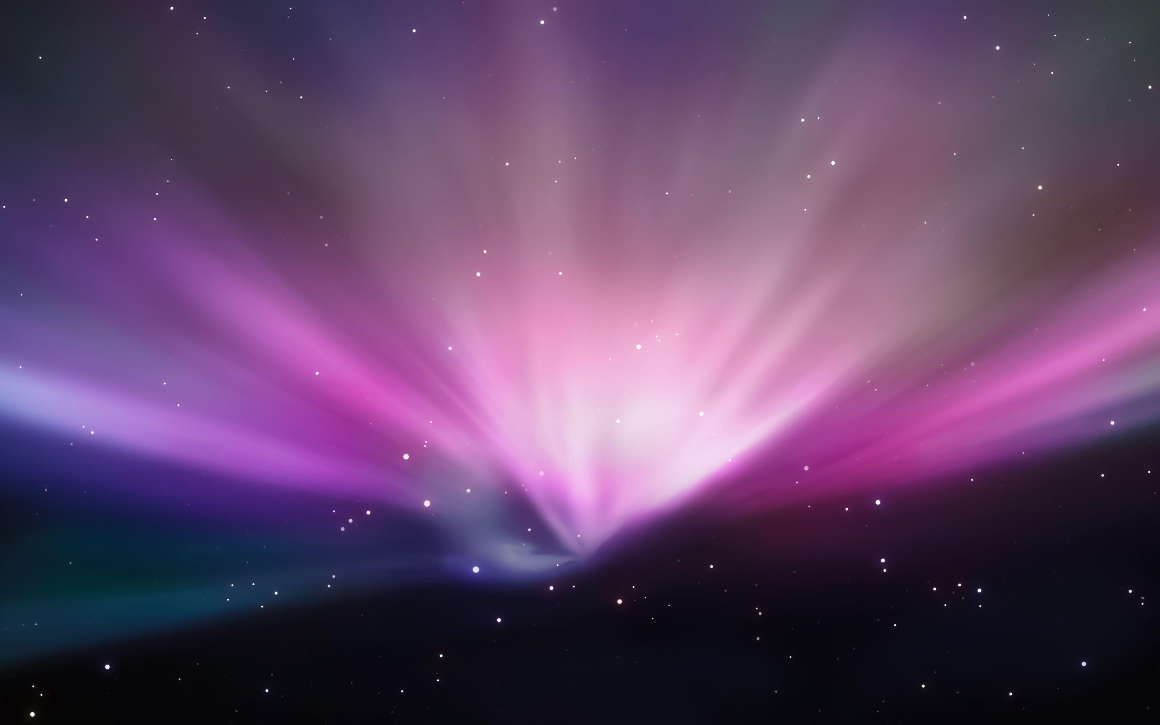 3840x2400 aurora 4k hd full screen wallpaper Mac