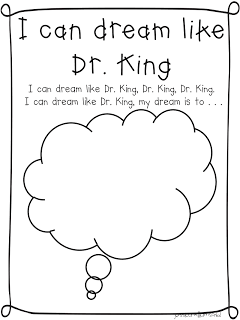 Simple Little Home: Martin Luther King, Jr. Day Lesson