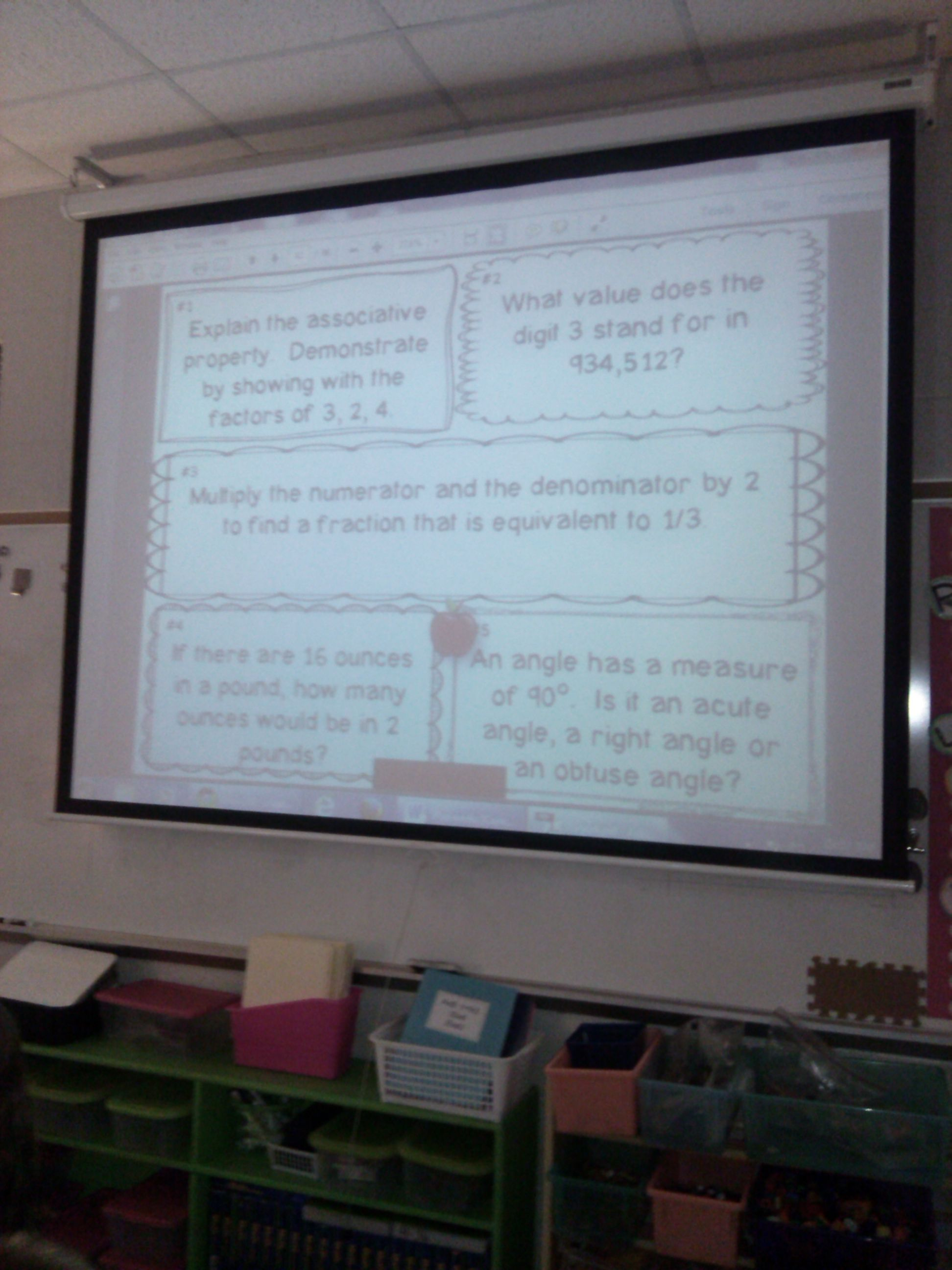 August Daily Math Review Spiral For 4th Grade Common Core