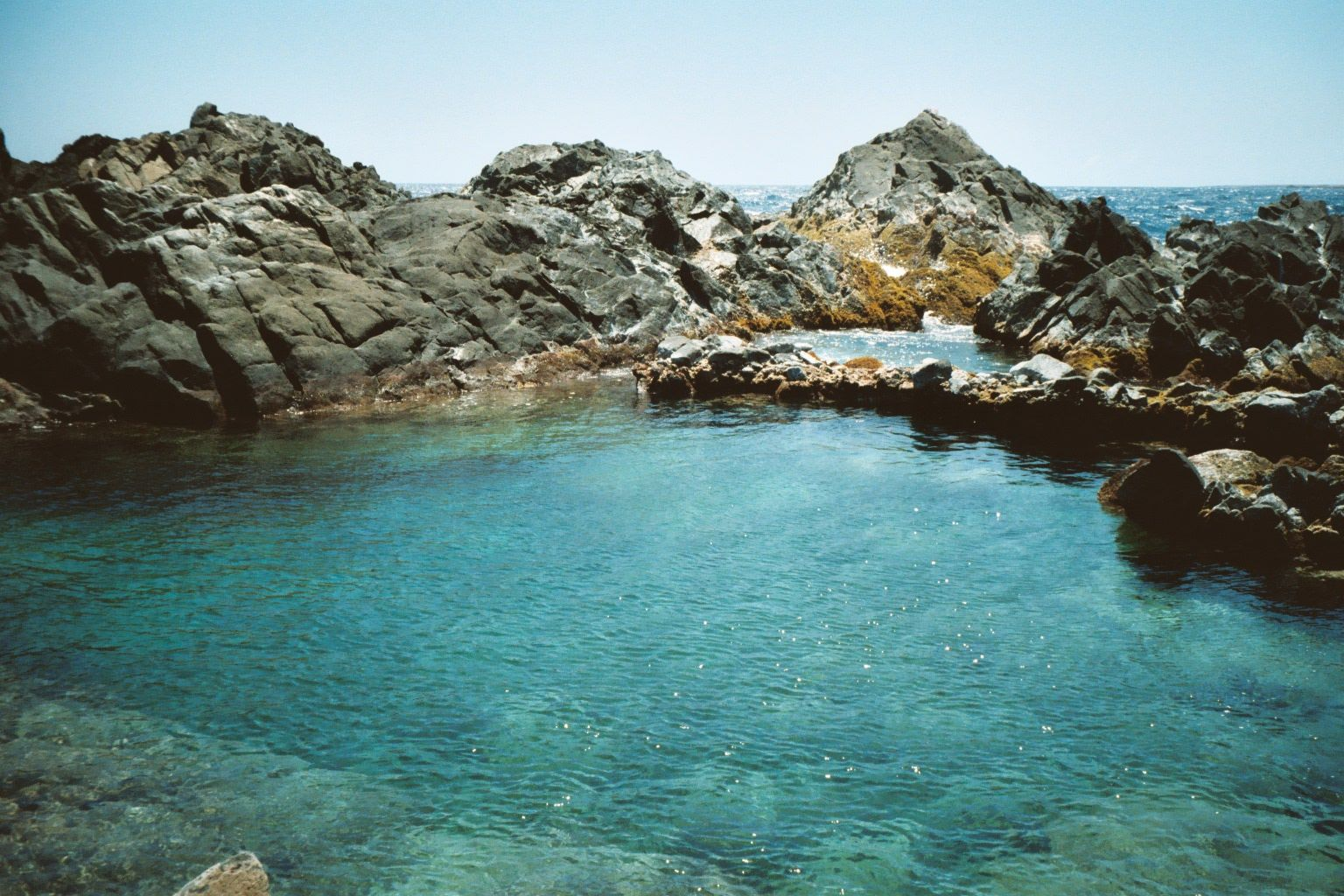 Image result for conchi natural pool /culture trip