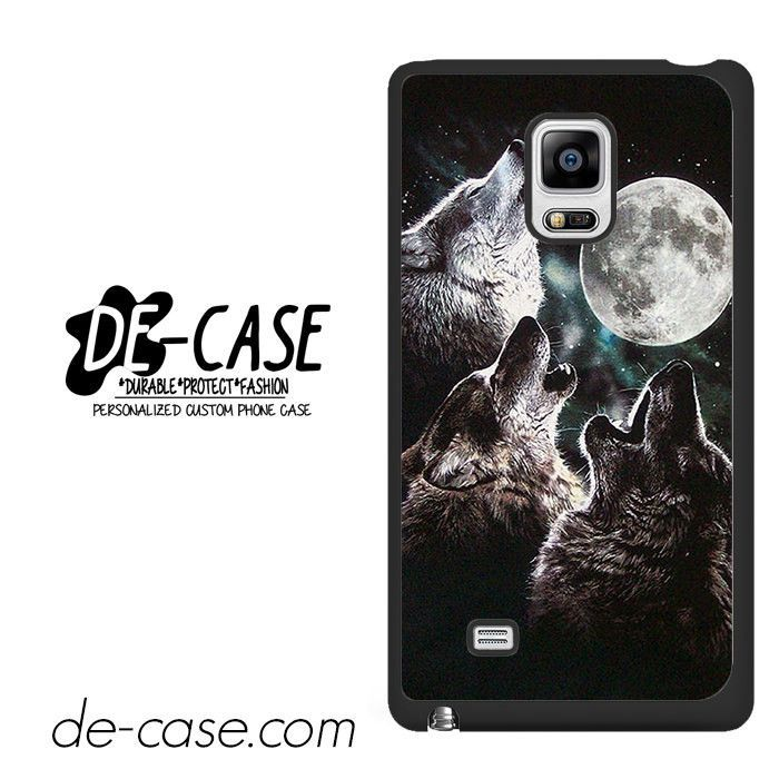 Mountain's Three Wolf Moon DEAL-7443 Samsung Phonecase Cover For Samsung Galaxy Note Edge