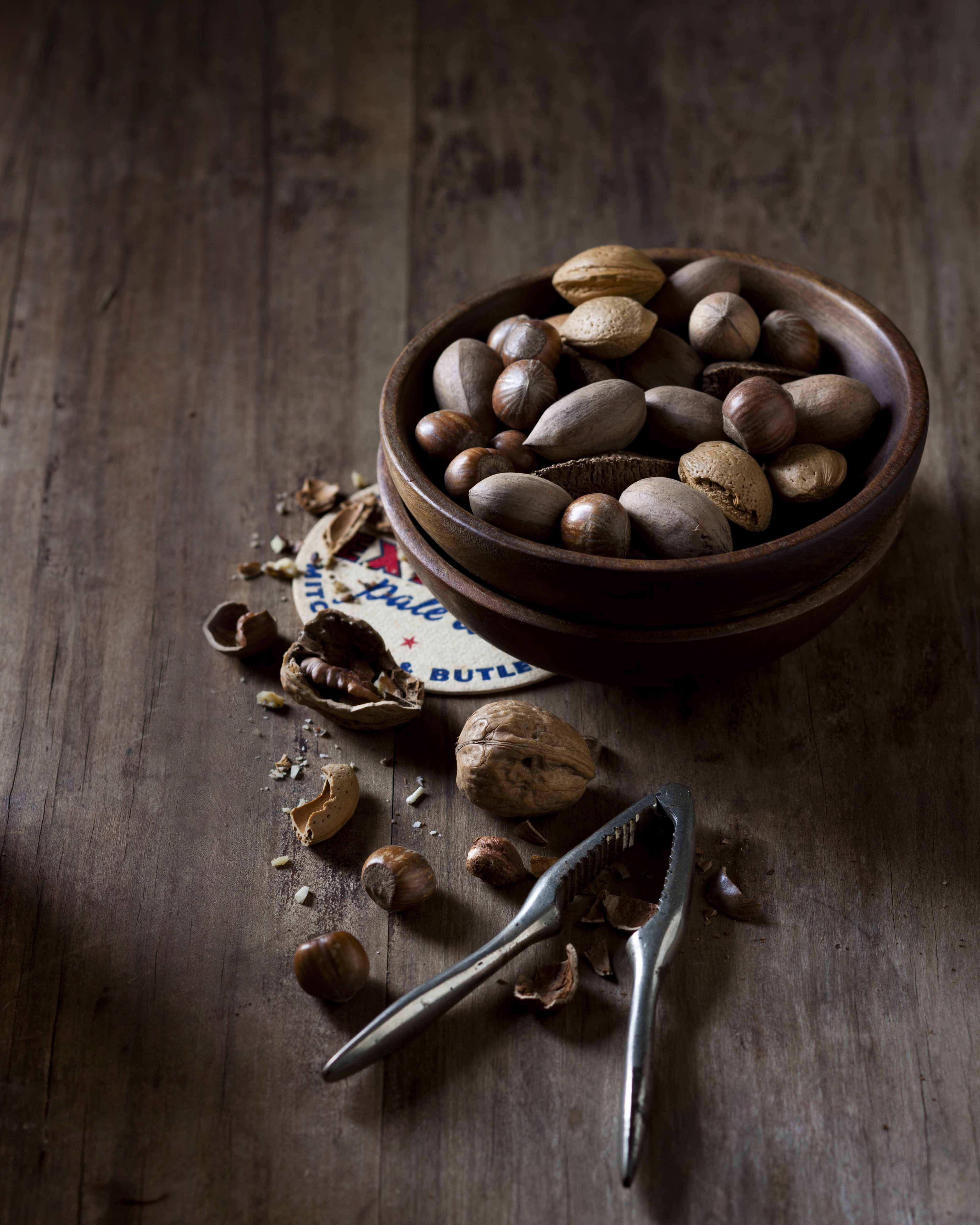The delicious nut recipes in Fresh Living magazine's May