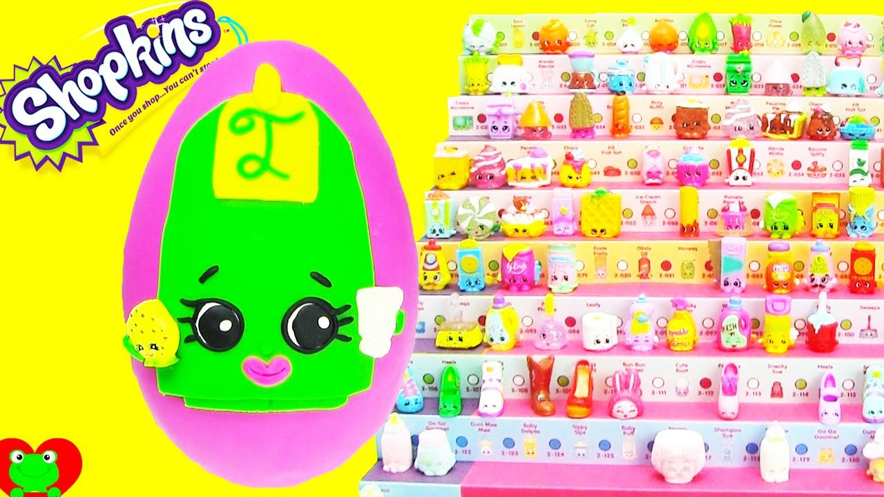 Pictures Of Season 2 Shopkins