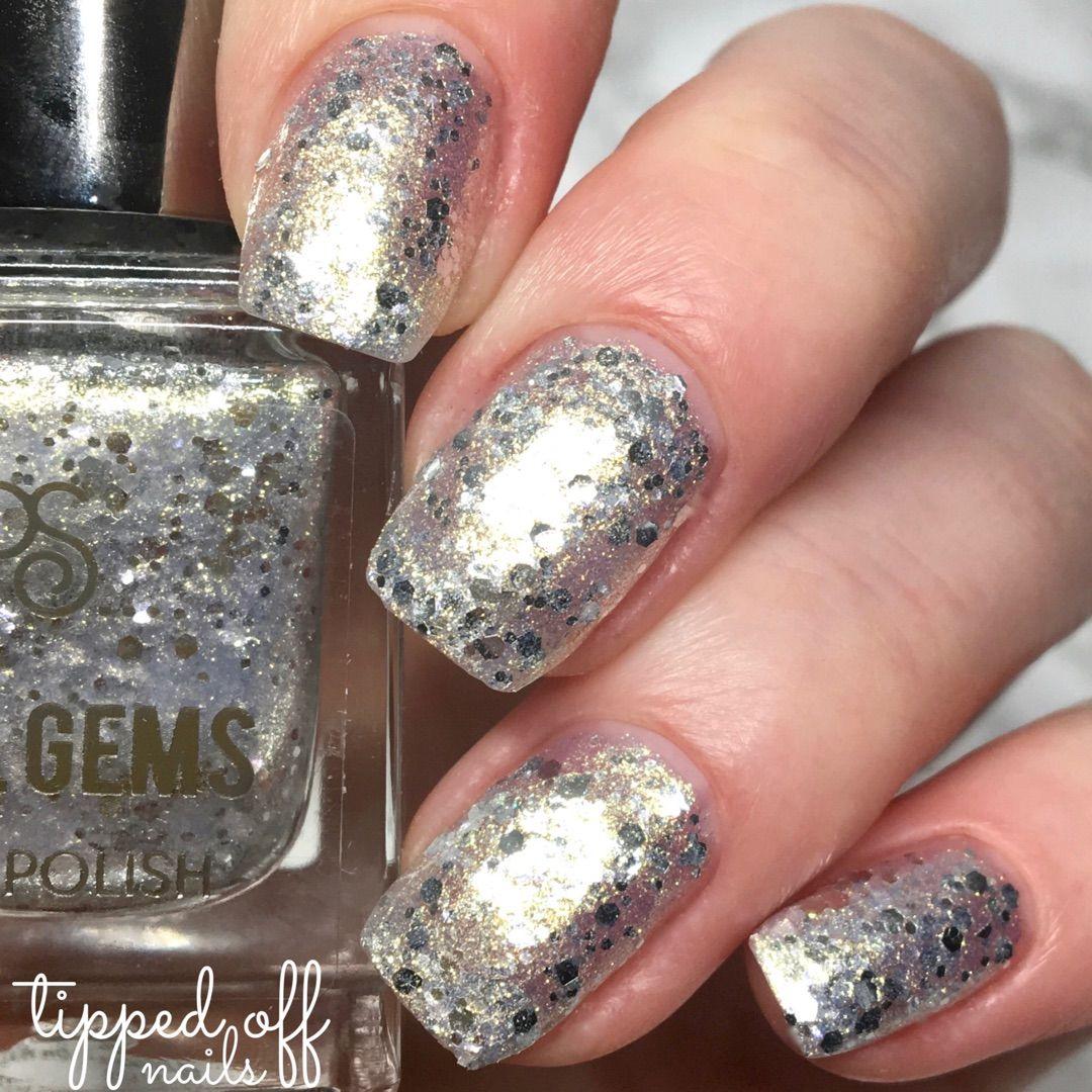 Primark Ps... Nail Gems Sherbet Dip | Swatches | Pinterest