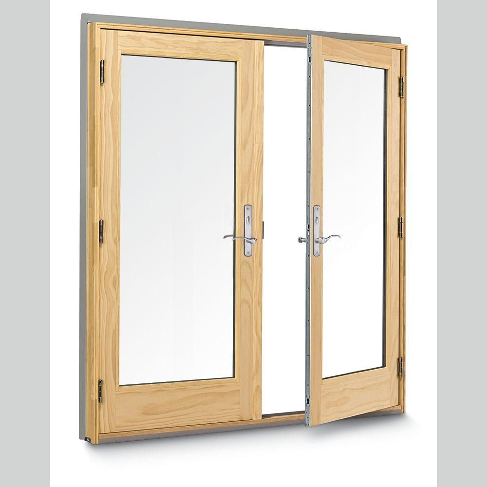 Andersen Center Hinged Patio Door Httpbukuweb Pinterest