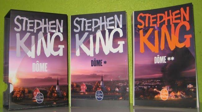 Dome Tome 1 Et Tome 2 Stephen King Editions Le Livre De