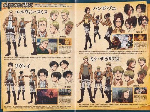 Production I.G, Shingeki No Kyojin, Levi Ackerman, Mike