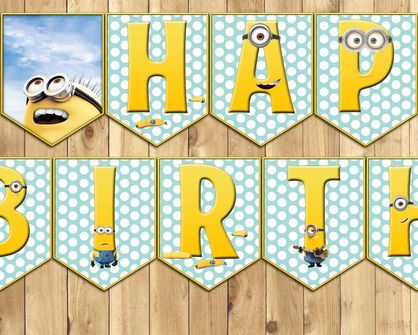 Happy Birthday Posters To Print Free
