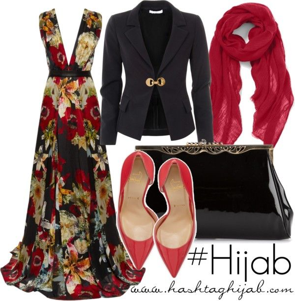 Hashtag Hijab Outfit #239