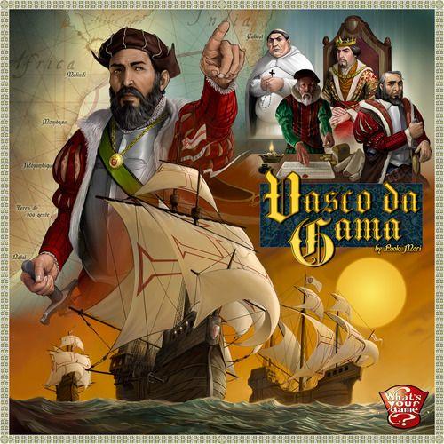 Vasco da Gama | Paolo Mori | Mariano Iannelli | What's your game?