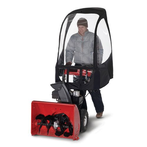 Classic Accessories Snow Thrower Cab Classic Accessories Snow
