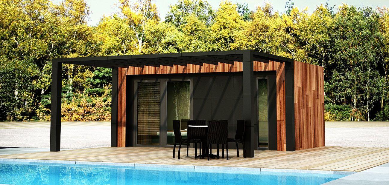 Bauhu Homes Premium Quality Factory Built Homes And Modular Residential  Buildings Designer Studio Homes,