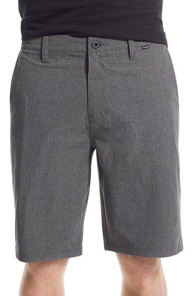 Hurley 'Phantom Boardwalk' Hybrid Shorts