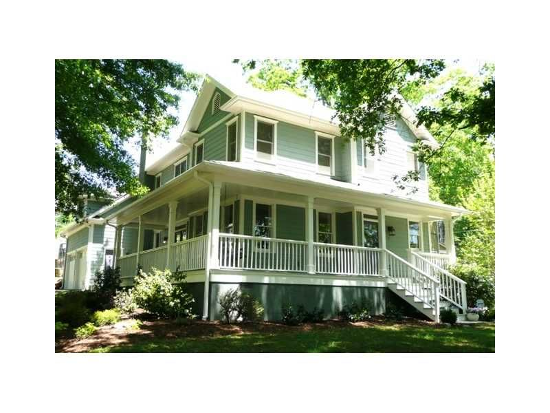 Ormewood Park - Charming neighborhood with Craftsman style bungalows, cottages and Victorian homes.