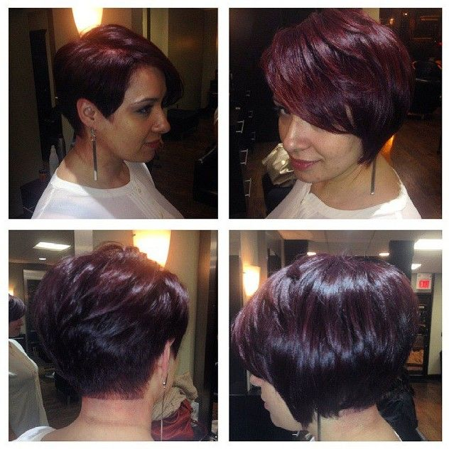 30 Latest Chic Bob Hairstyles For 2021 Pretty Designs Bob Hairstyles Hair Styles Red Bob Hair