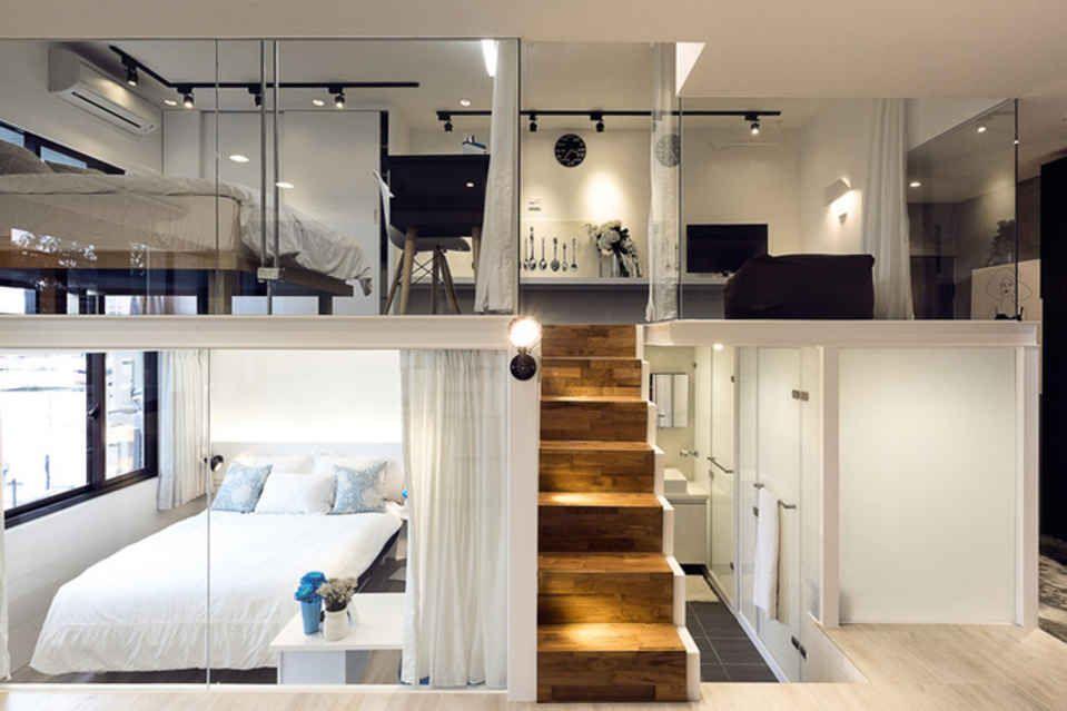 Minimal Interior Design Inspiration #41 #loftdesign