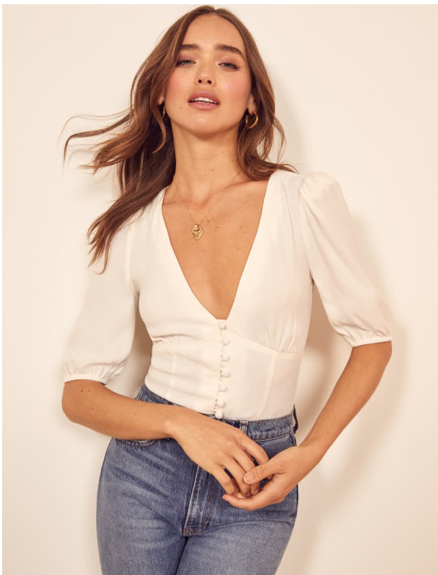 Eliana Top | Tops, Fashion, Fashion outfits