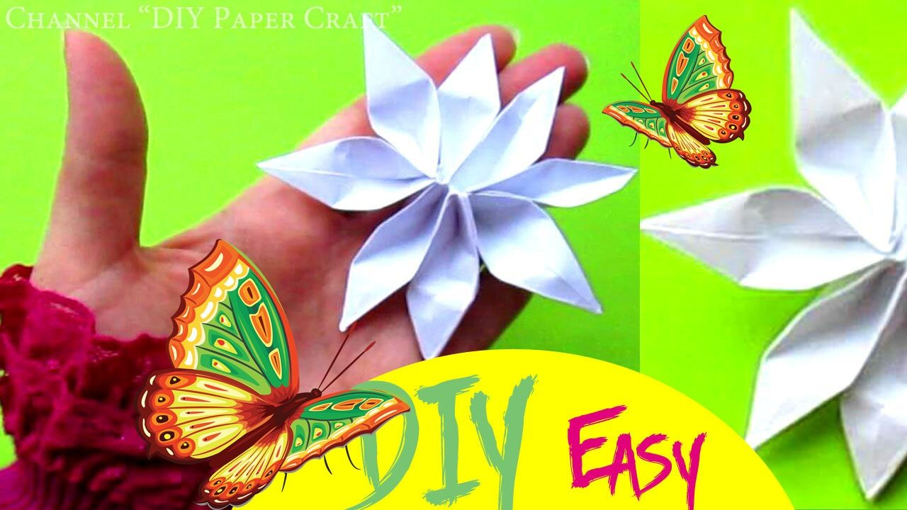 Diy Origami How To Make A