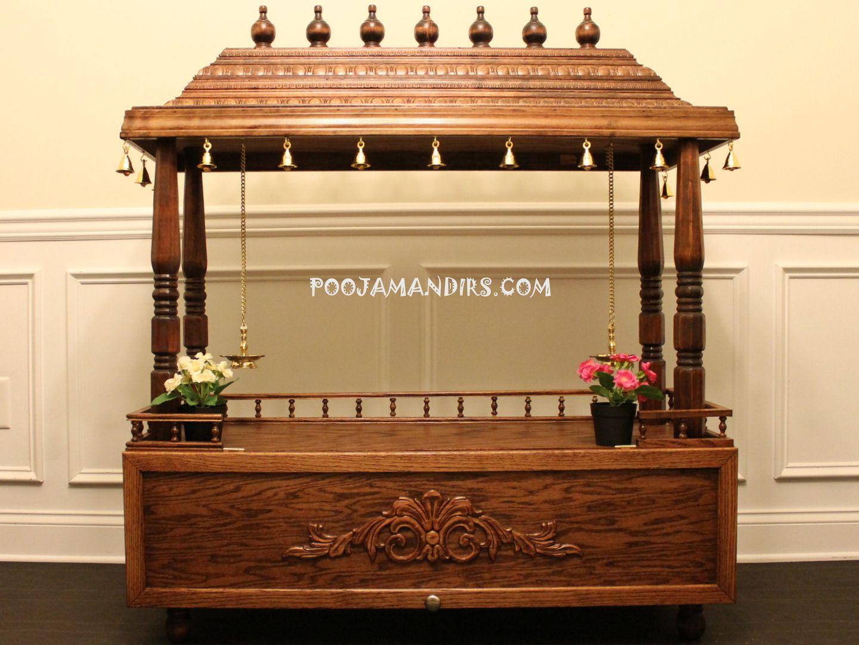 Pooja Mandirs USA - Ashvini Collection