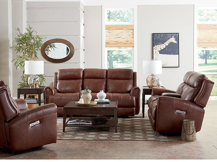 Abbey Recline Sofa The Reclining Collection Has All High End Amenities You Are Looking For Soft Supple Top Grain Leather On Inside
