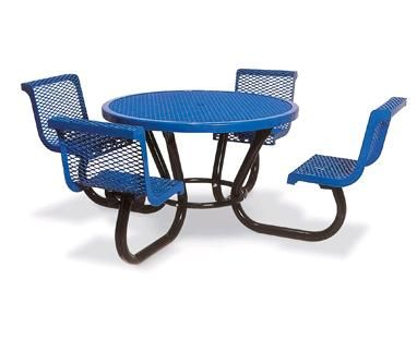 round contour outdoor table by ultraplay 230 rd 43207 outdoorsy rh pinterest com