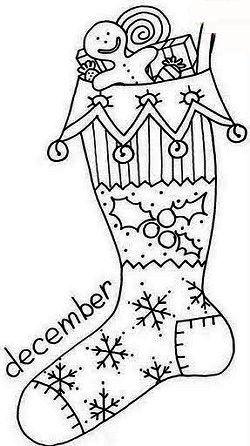 12개월 도안 날짜도 담겨있으면서 그 계절에 맞는 이미지라 작게 스티치 해서 작은 액자식으로 걸어놓아 Redwork Patterns Redwork Embroidery Embroidery Patterns