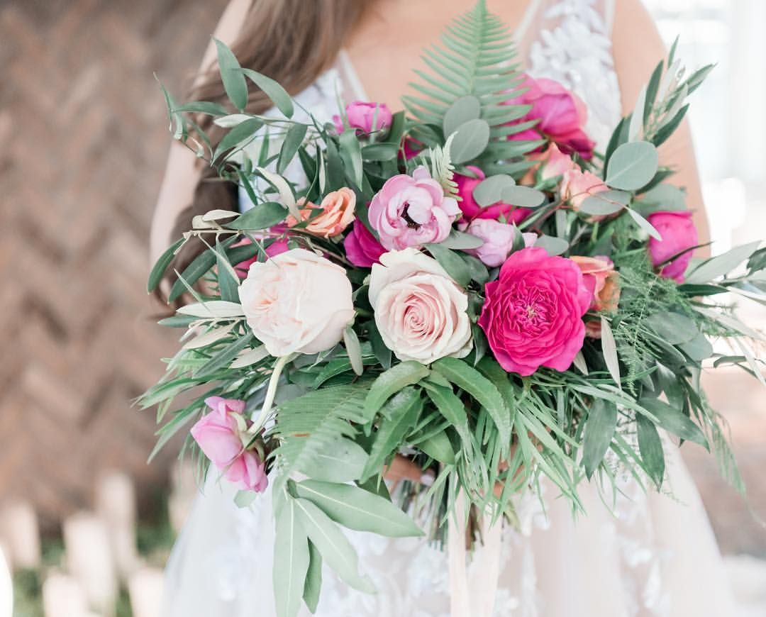 Exactly What Bouquet Dreams Are Made Of Photographe