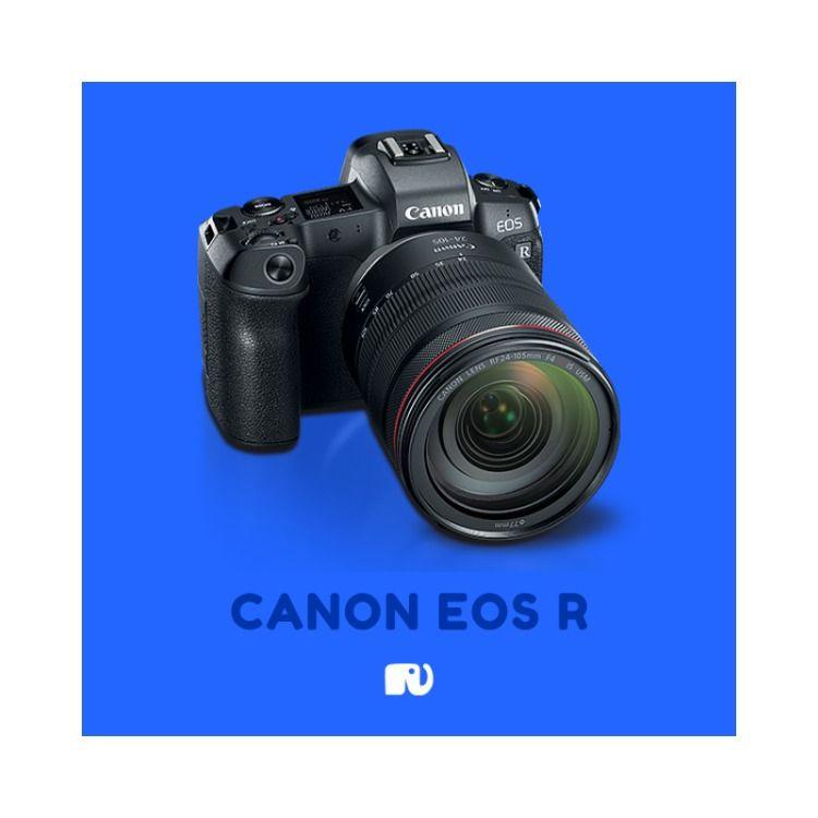 Canon Eos R Mirorless Con Un Enfoque Automatico Veloz Pantalla Tactil Emparejamiento Sencillo Con Smartphones O Tablets Bluetooth Wifi Photo Eos