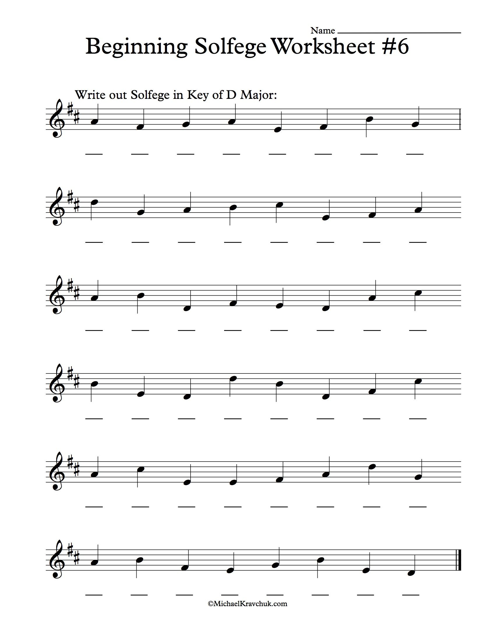 free solfege worksheets for classroom instruction worksheets and music worksheets. Black Bedroom Furniture Sets. Home Design Ideas