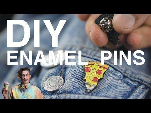 (1) How To Make Enamel Pins At Home   YouTube
