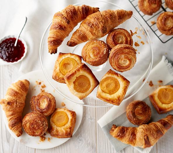 6 Resep Danish Pastry Ala Restoran Resep Masakan Resep Makanan Dan Minuman