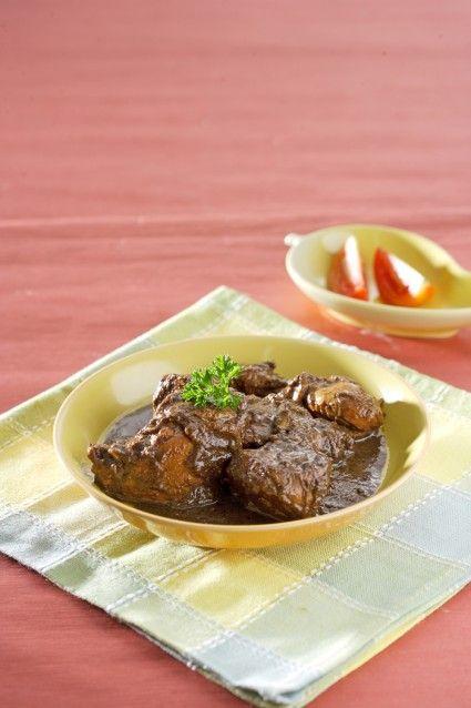 Ayam Masak Kluwek Sajian Sedap Makanan Resep Makanan Resep Masakan