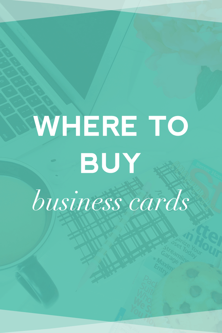 Where To Buy Business Cards   Business Strategy   Pinterest   Buy ...
