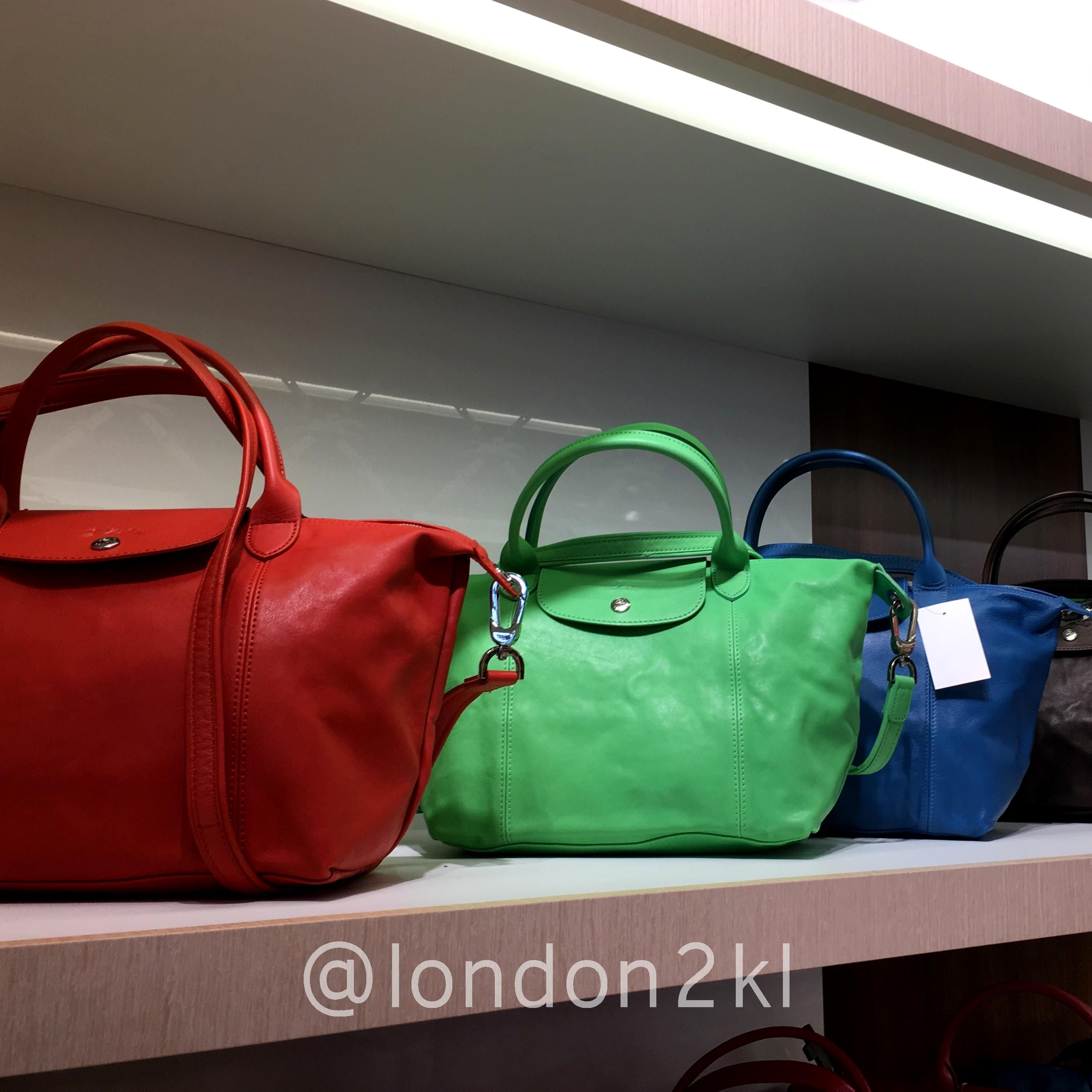 Small Longchamp In Full Leather It We Re Bicester Village On Friday
