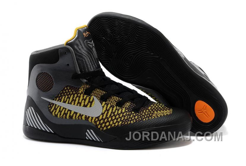 Women Nike Kobe 9 Elite Black