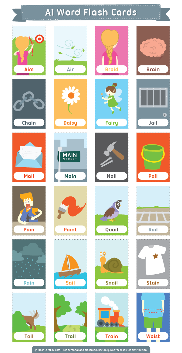 ESL Flashcards - Download free printable flashcards!