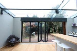 IQ Glassrooms Contemporary Orangery