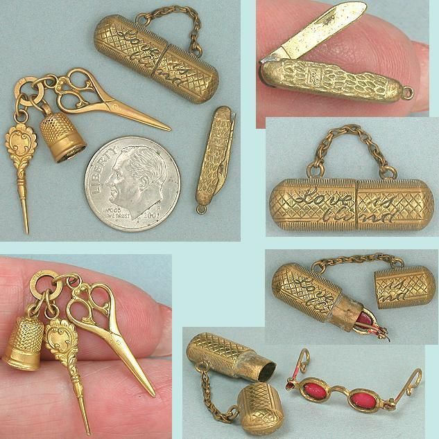 Fashion poupee Accessories. Antique Doll Treasures #dollshopsunited #dollaccessory