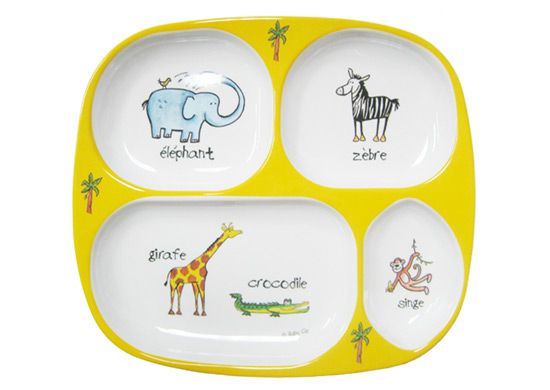 Baby Cie plate
